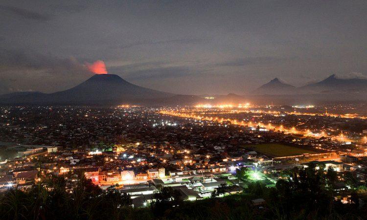 Goma Town, DRC