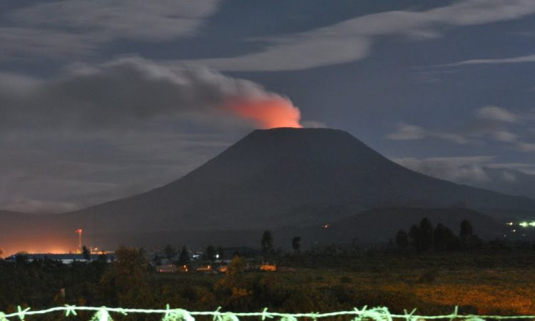 How to get to Mount Nyiragongo