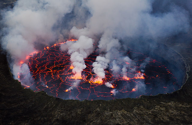 Know these things before hiking Nyiragongo