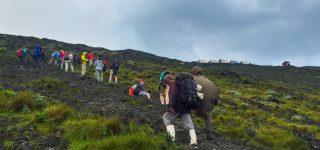 3 days nyiragongo hiking