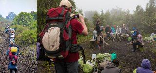 5 Days Gorilla Trek Nyiragongo Hiking, Boat Cruise