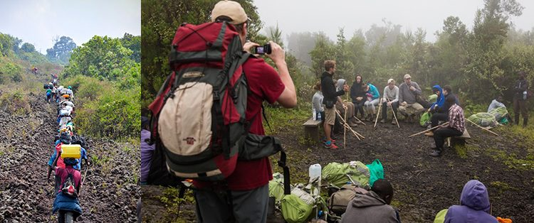 5 Days Gorilla Trek Nyiragongo Hiking, Boat Cruise