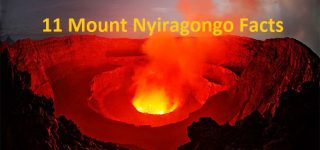 Mount Nyiragongo Facts