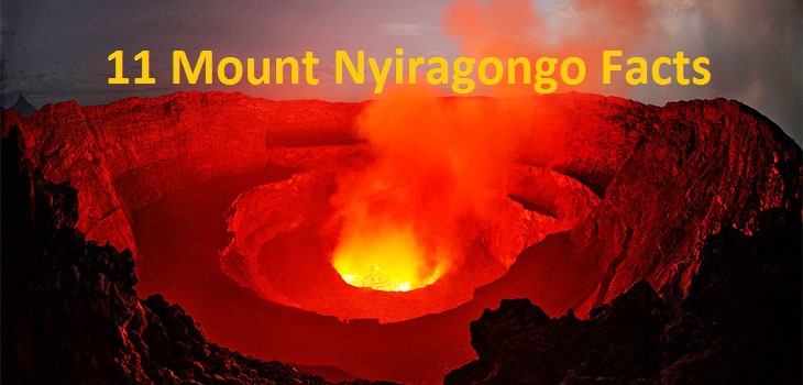 Mount Nyiragongo Facts