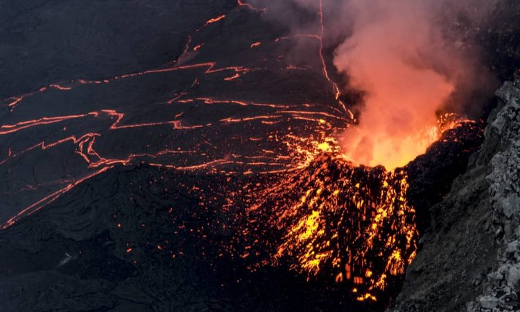 Signs Of Eruptions