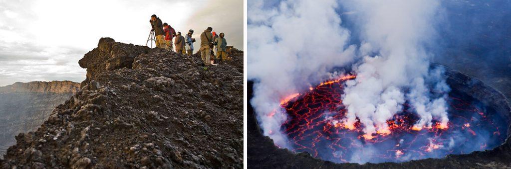 3 Days Mount Nyiragongo Hiking Safari