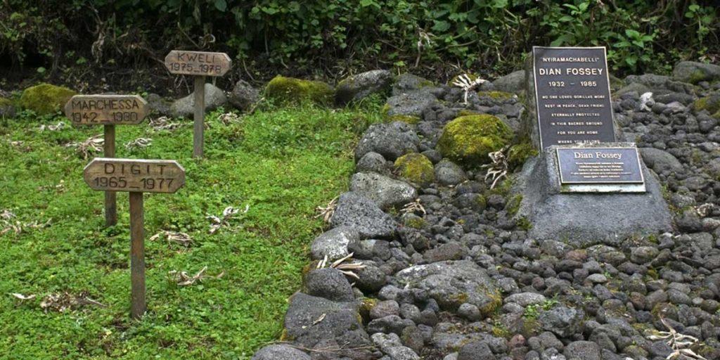 Visiting Dian Fossey's Grave - Activities in Volcanoes National Park