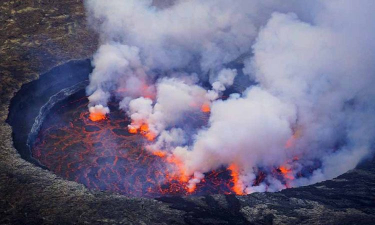2 Days Mount Nyiragongo safari
