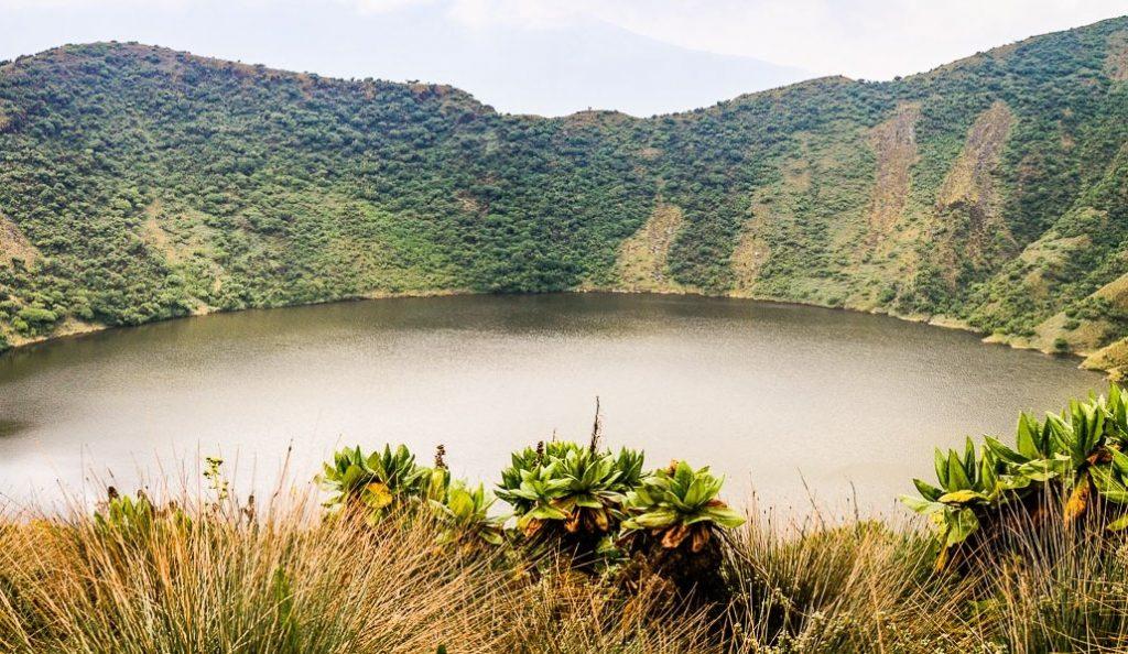 2 days mount Bisoke safari