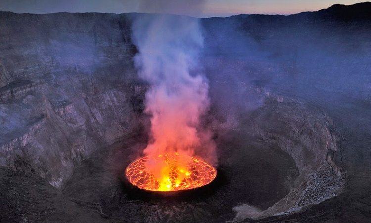 6 Days Great Ape Package with Nyiragongo