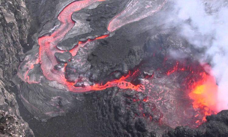 Mount Nyiragongo eruption of 2002